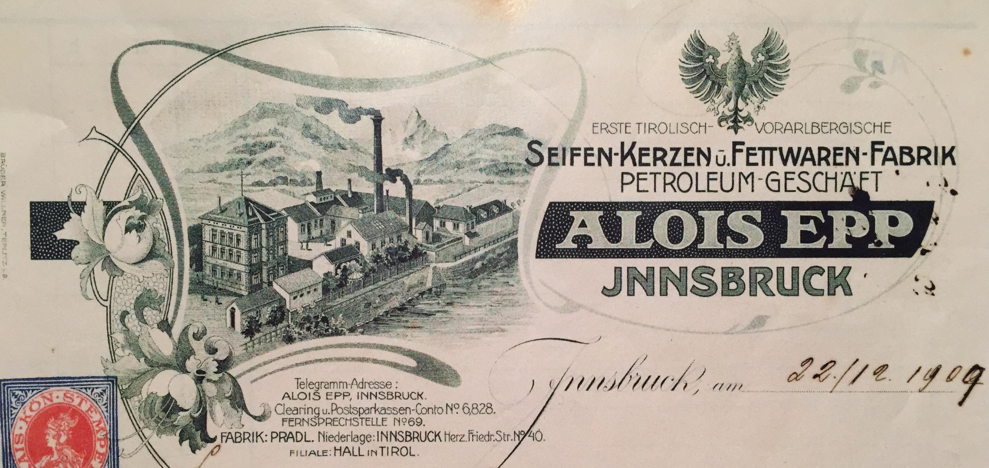 Seifenfabrik Alois Epp